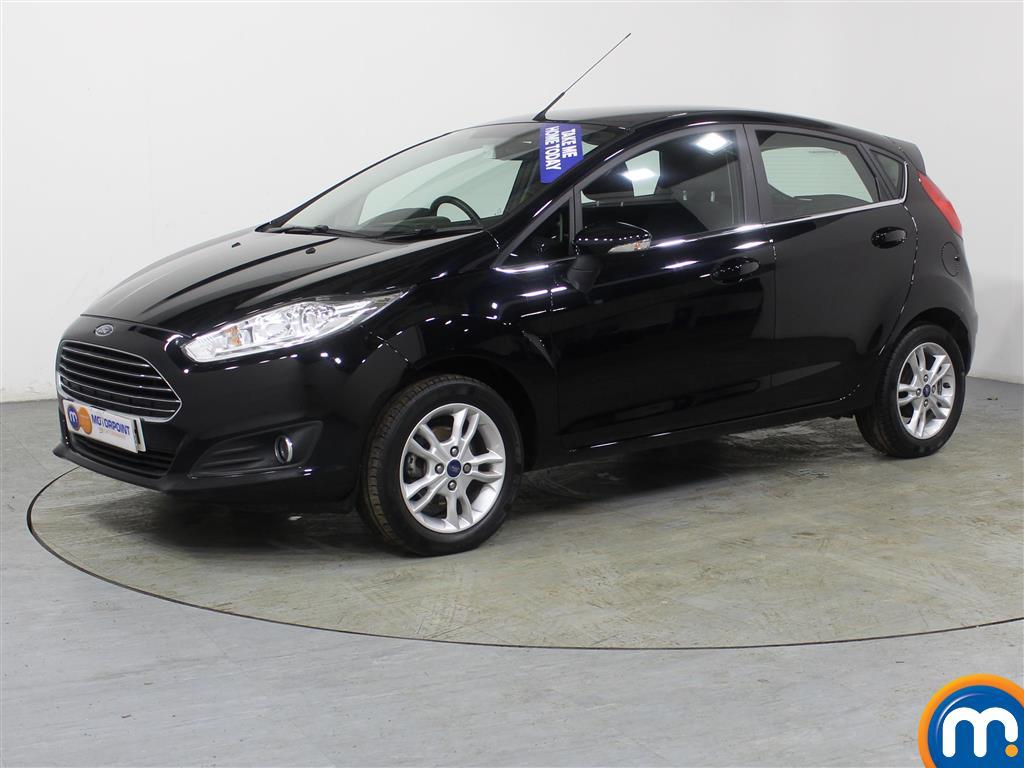 Ford Fiesta Zetec - Stock Number (973753) - Passenger side front corner