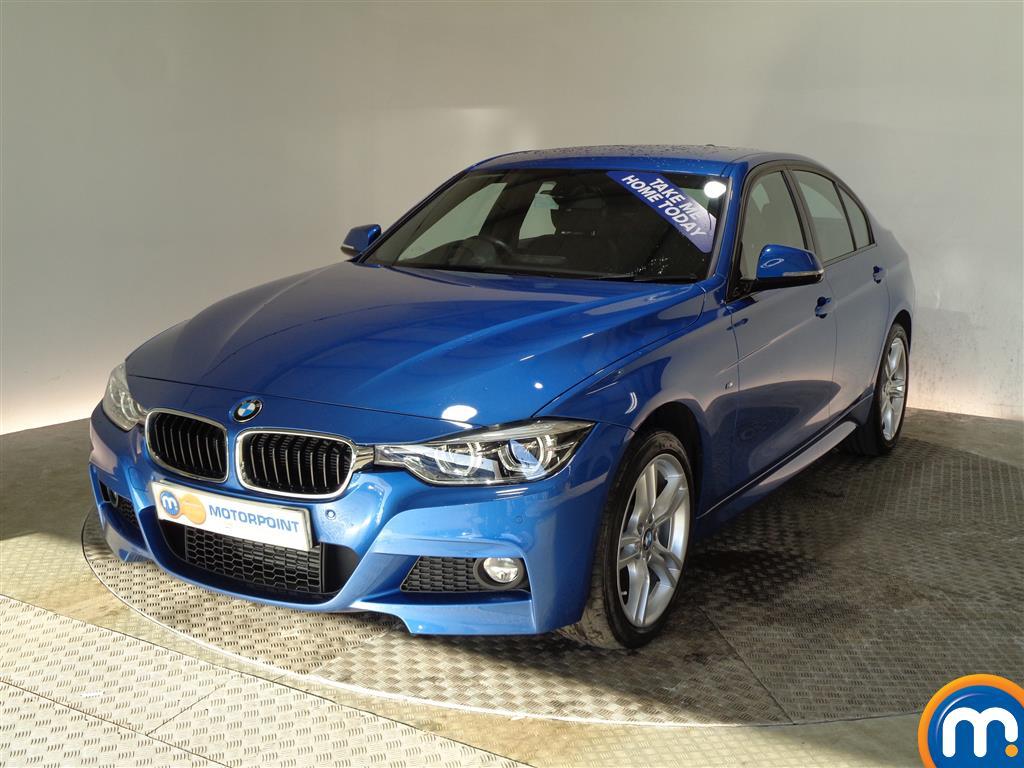 BMW 3 Series M Sport - Stock Number (979162) - Passenger side front corner
