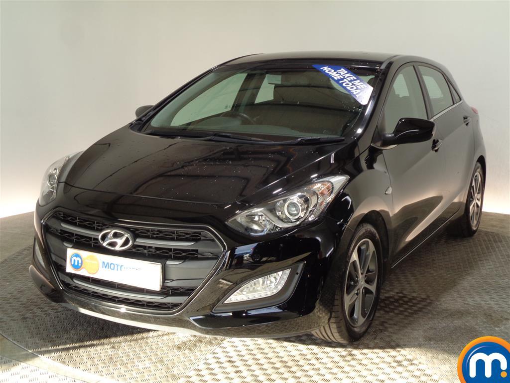 Hyundai I30 SE - Stock Number (975527) - Passenger side front corner