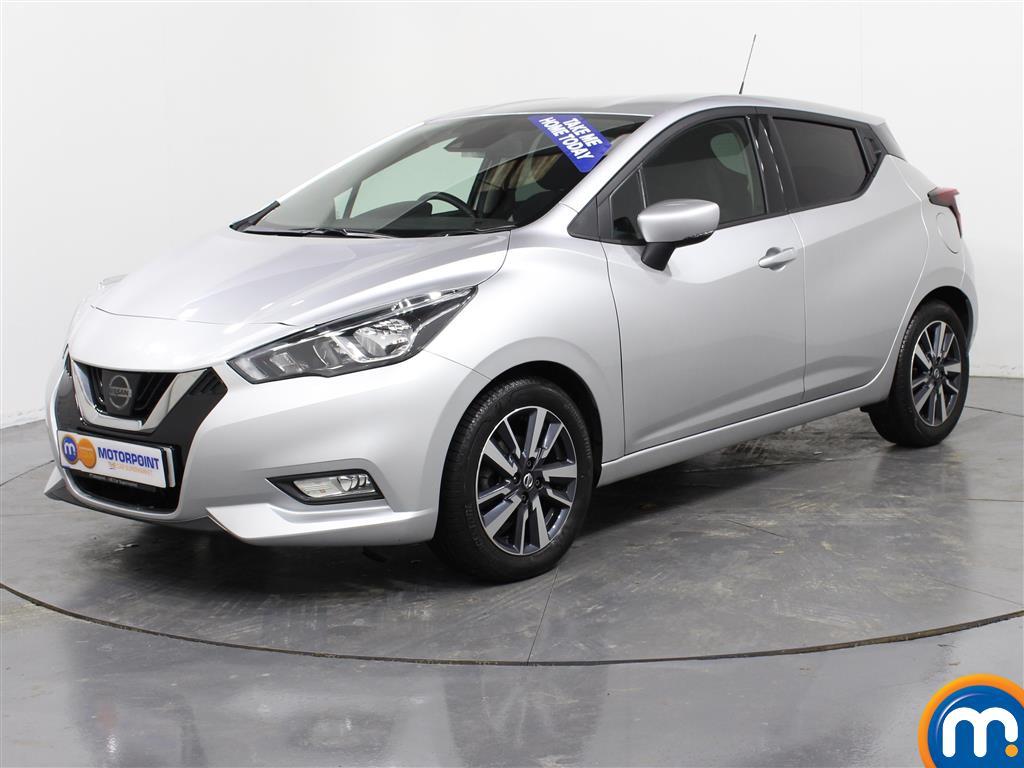 Nissan Micra N-Connecta - Stock Number (985557) - Passenger side front corner
