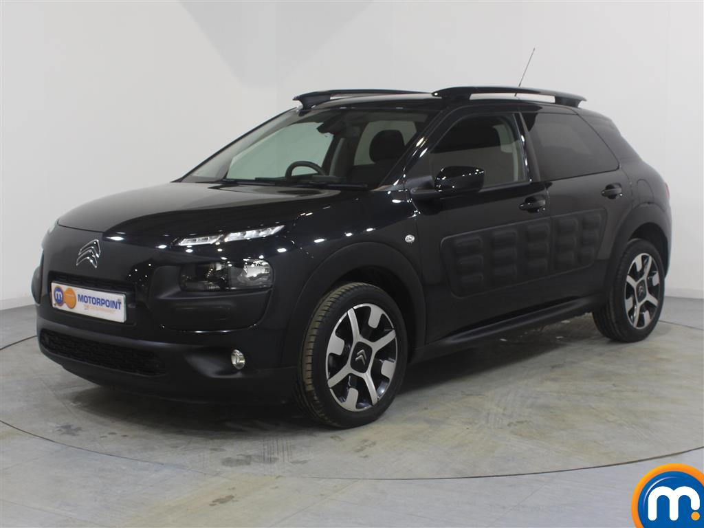 Citroen C4 Cactus Flair - Stock Number (975323) - Passenger side front corner