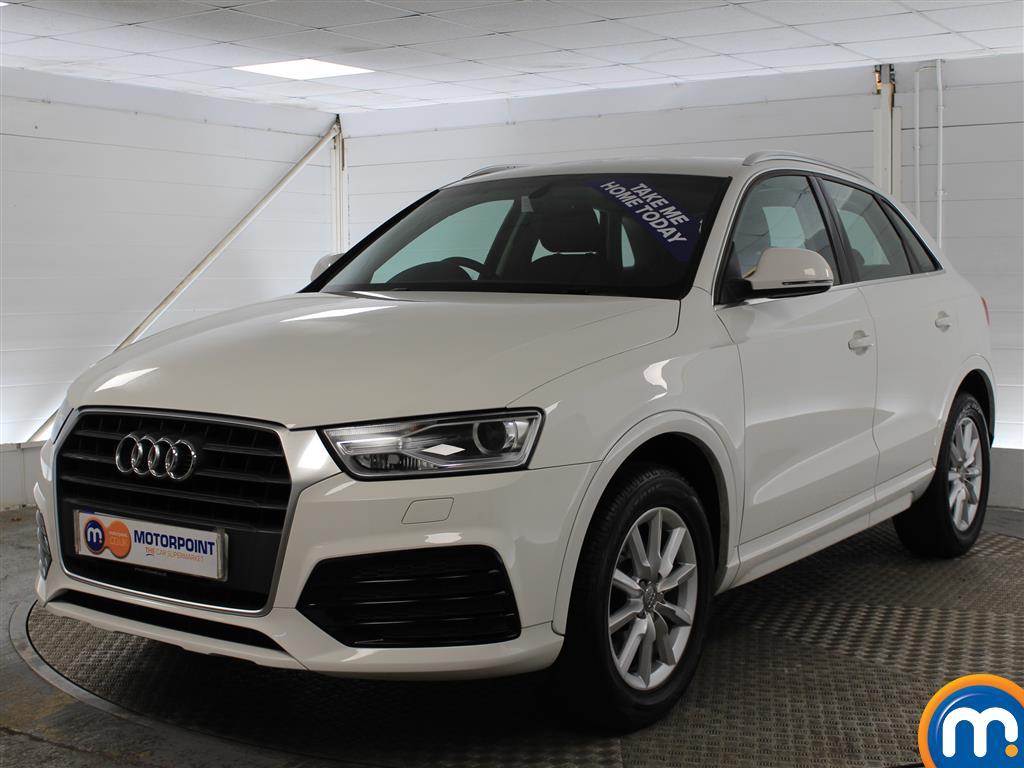 Audi Q3 Sport - Stock Number (980401) - Passenger side front corner