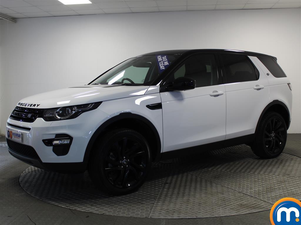 Land Rover Discovery Sport HSE Black - Stock Number (981747) - Passenger side front corner
