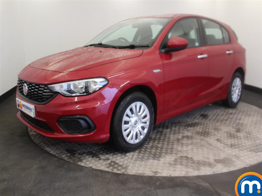 Fiat Tipo Easy - Stock Number (980150) - Passenger side front corner