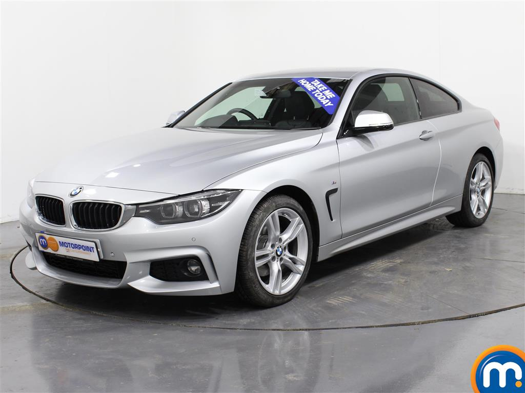 BMW 4 Series M Sport - Stock Number (983526) - Passenger side front corner