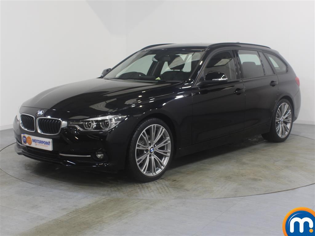 BMW 3 Series EfficientDynamics Sport - Stock Number (978934) - Passenger side front corner