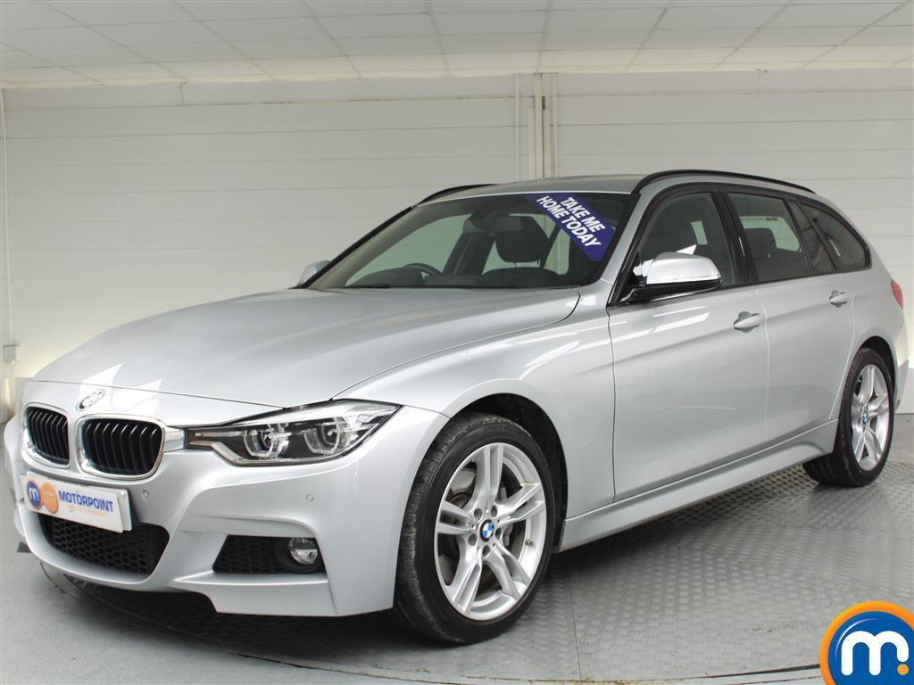 BMW 3 Series M Sport - Stock Number (981468) - Passenger side front corner