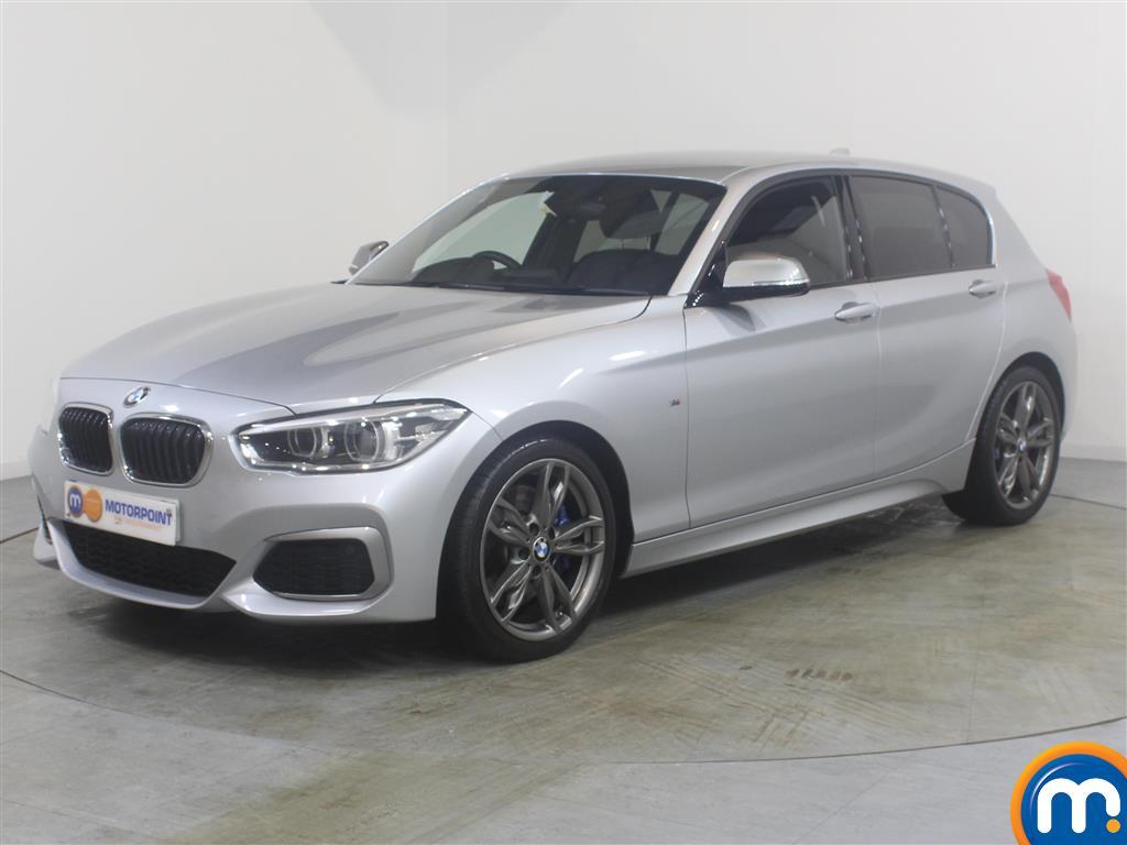 BMW 1 Series M140i - Stock Number (981457) - Passenger side front corner