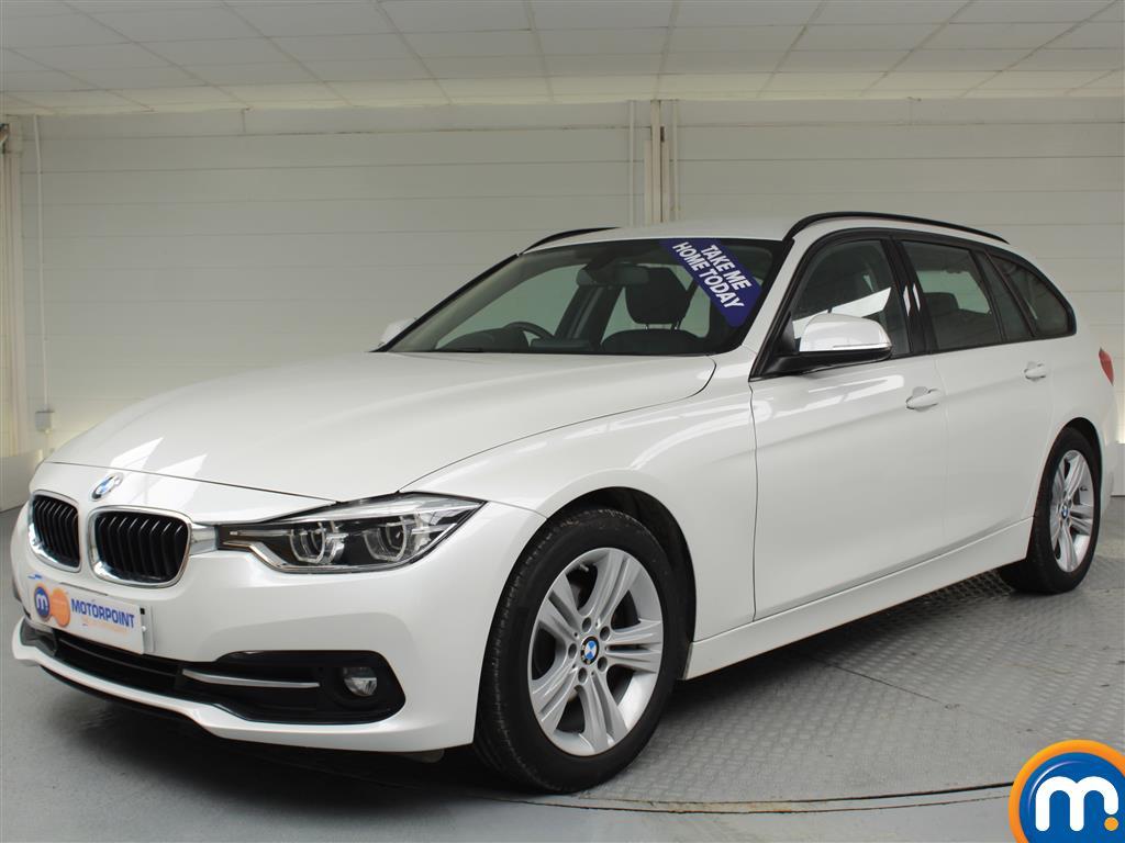 BMW 3 Series EfficientDynamics Sport - Stock Number (983002) - Passenger side front corner
