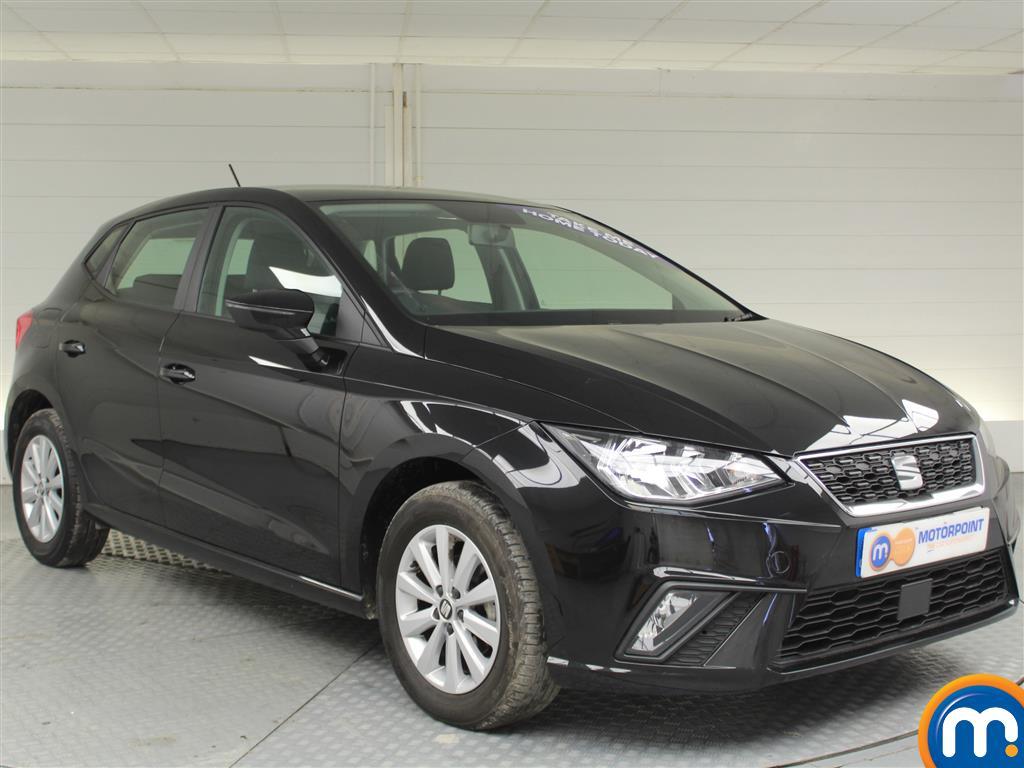Seat Ibiza SE Manual Petrol Hatchback - Stock Number (982959) - Drivers side front corner