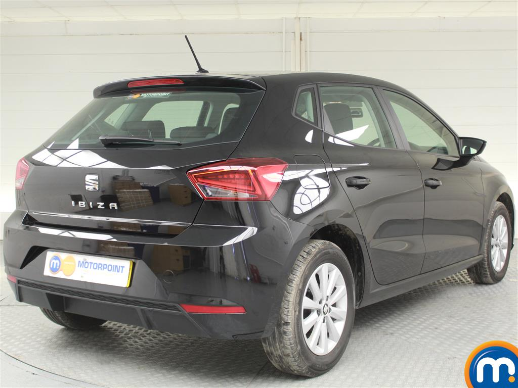 Seat Ibiza SE Manual Petrol Hatchback - Stock Number (982959) - Drivers side rear corner