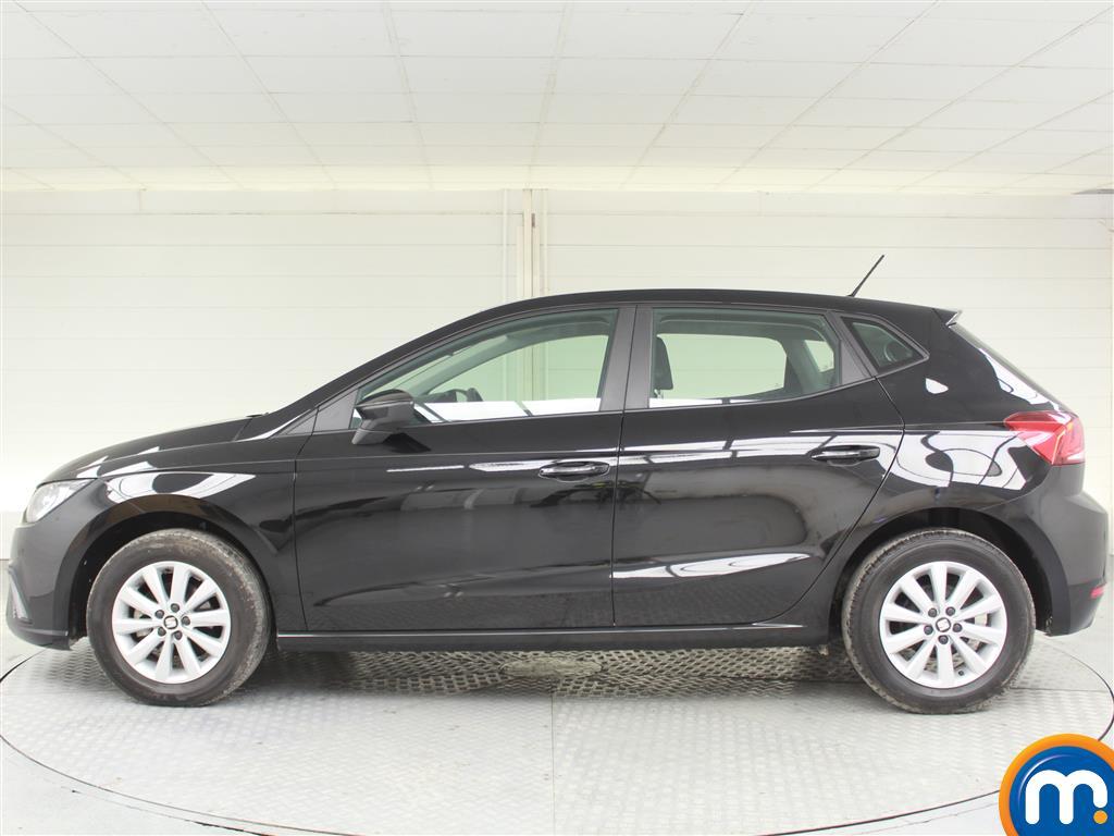 Seat Ibiza SE Manual Petrol Hatchback - Stock Number (982959) - Passenger side