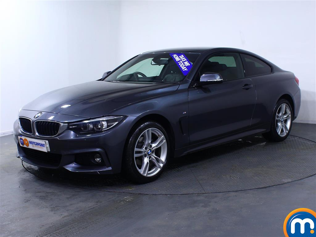 BMW 4 Series M Sport - Stock Number (981894) - Passenger side front corner