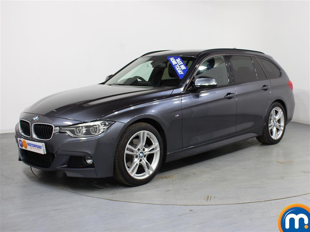 BMW 3 Series M Sport - Stock Number (981288) - Passenger side front corner