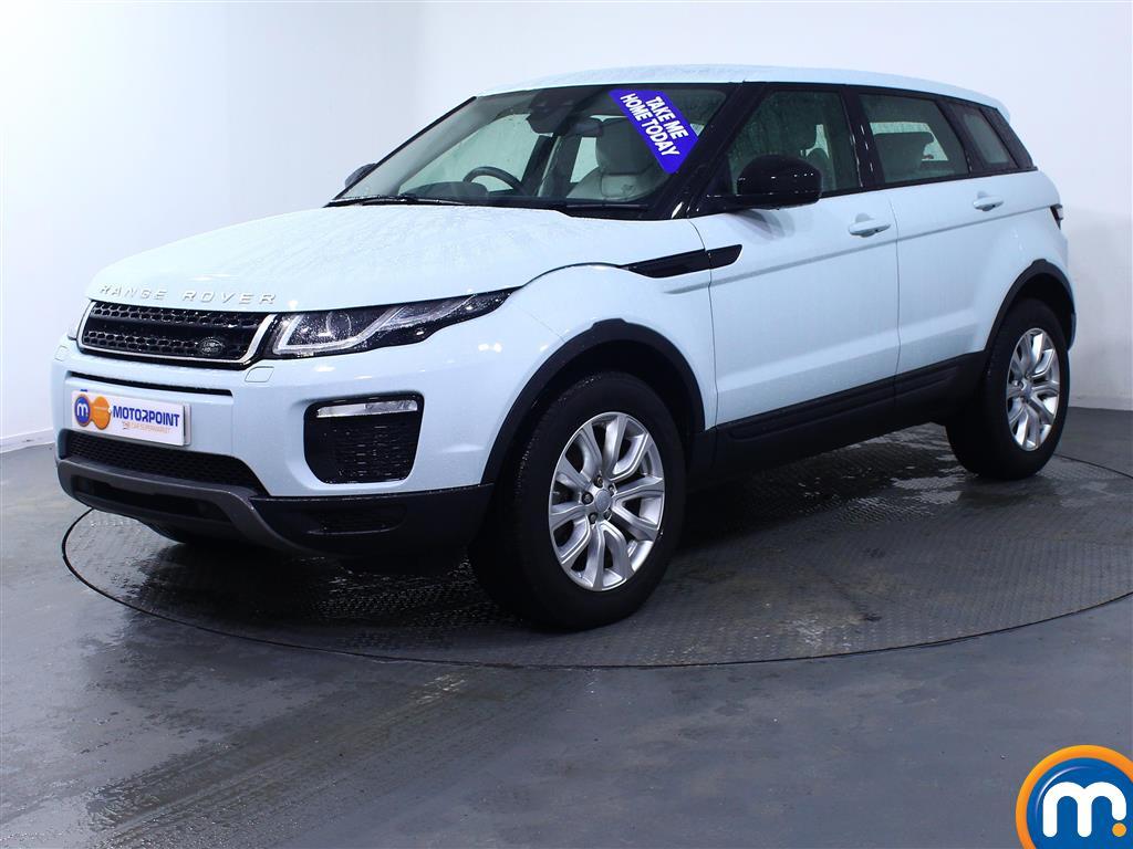Land Rover Range Rover Evoque SE Tech - Stock Number (977671) - Passenger side front corner
