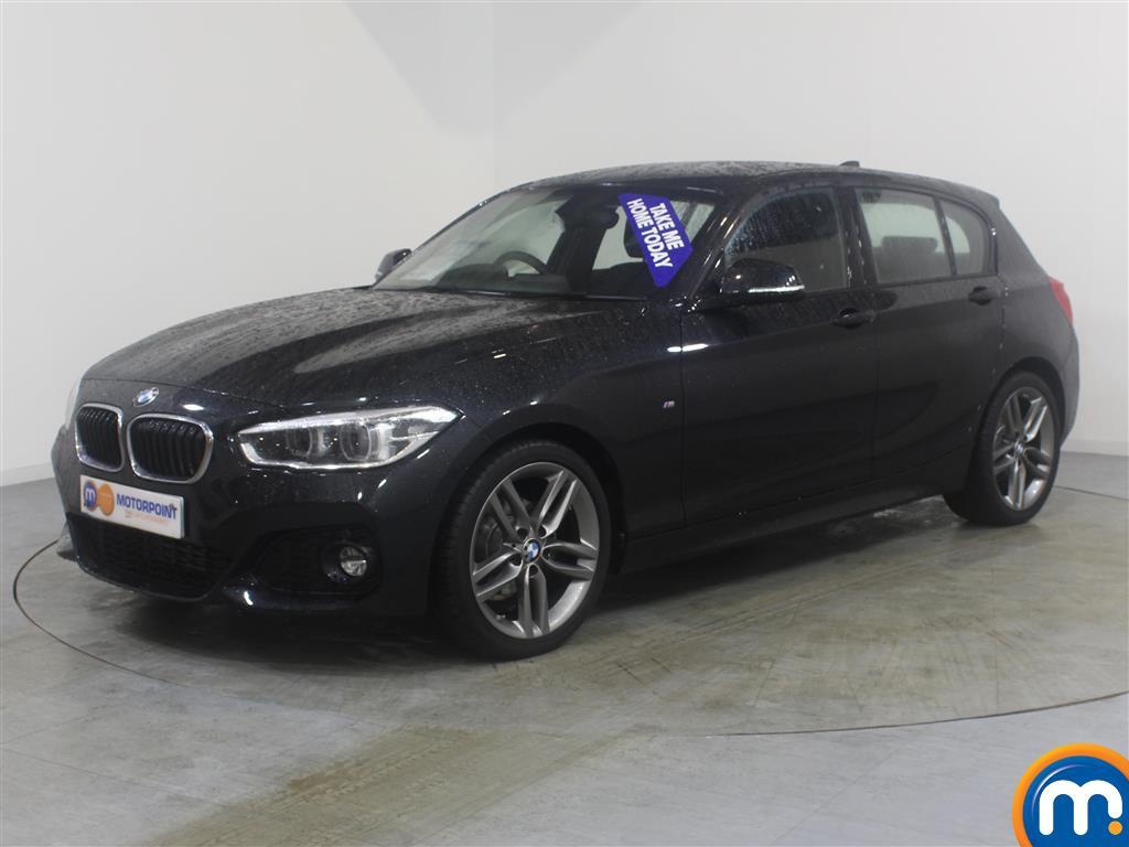 BMW 1 Series M Sport - Stock Number (969866) - Passenger side front corner