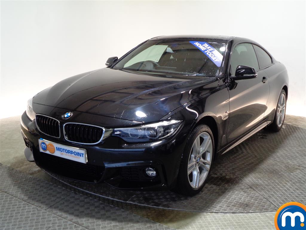 BMW 4 Series M Sport - Stock Number (981902) - Passenger side front corner
