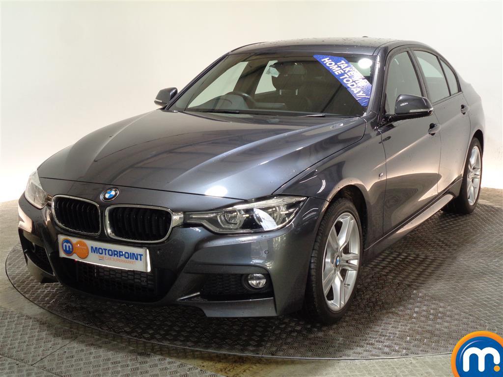 BMW 3 Series M Sport - Stock Number (971504) - Passenger side front corner