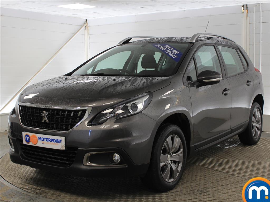 Peugeot 2008 Active - Stock Number (983462) - Passenger side front corner