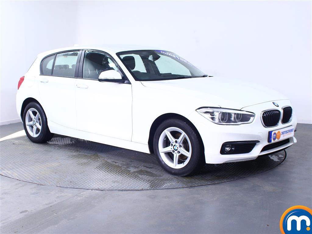 BMW 1 Series Se Business Manual Diesel Hatchback - Stock Number (980940) - Drivers side front corner