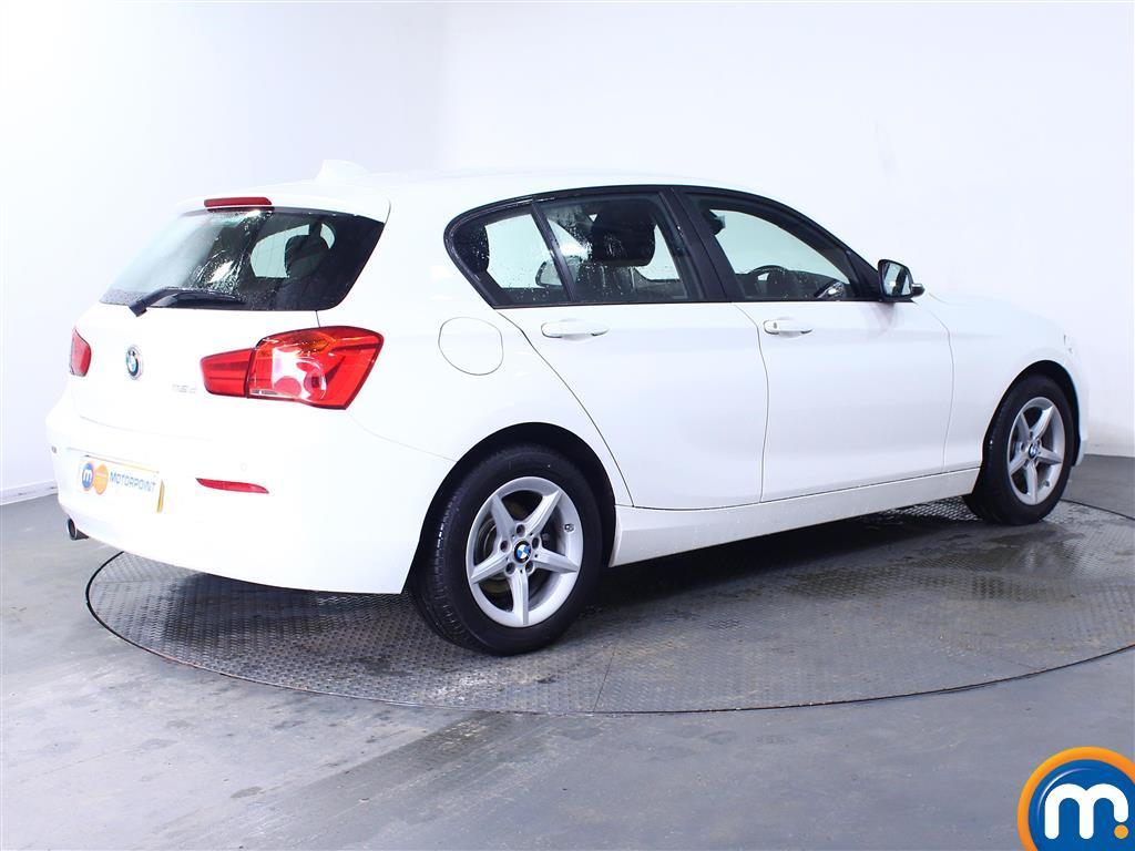 BMW 1 Series Se Business Manual Diesel Hatchback - Stock Number (980940) - Drivers side rear corner