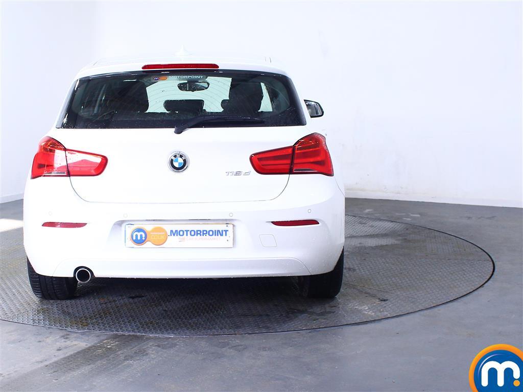 BMW 1 Series Se Business Manual Diesel Hatchback - Stock Number (980940) - Rear bumper