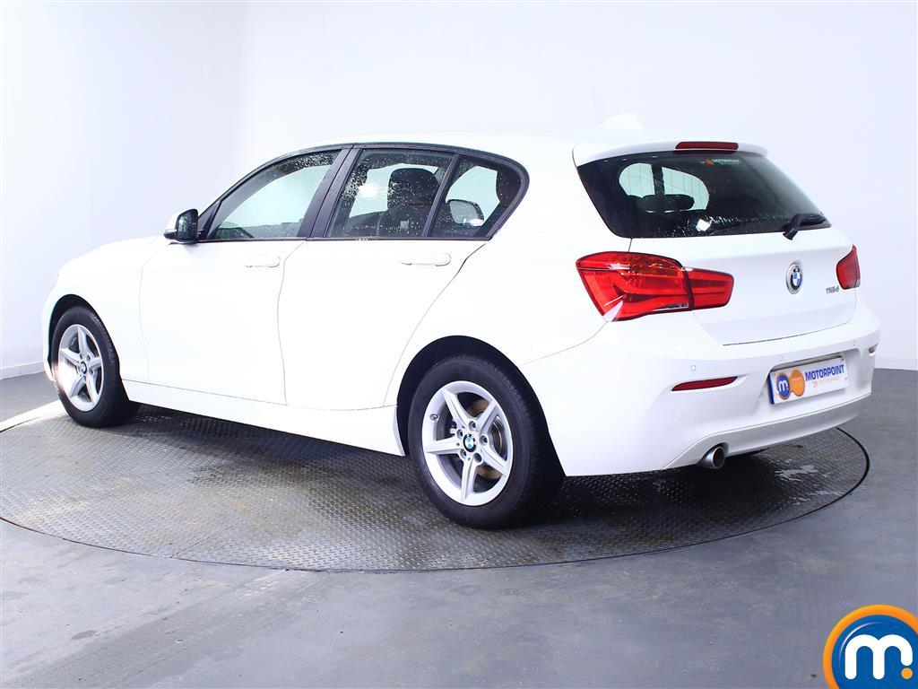 BMW 1 Series Se Business Manual Diesel Hatchback - Stock Number (980940) - Passenger side rear corner