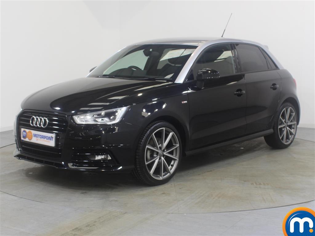 Audi A1 Black Edition Nav - Stock Number (981087) - Passenger side front corner