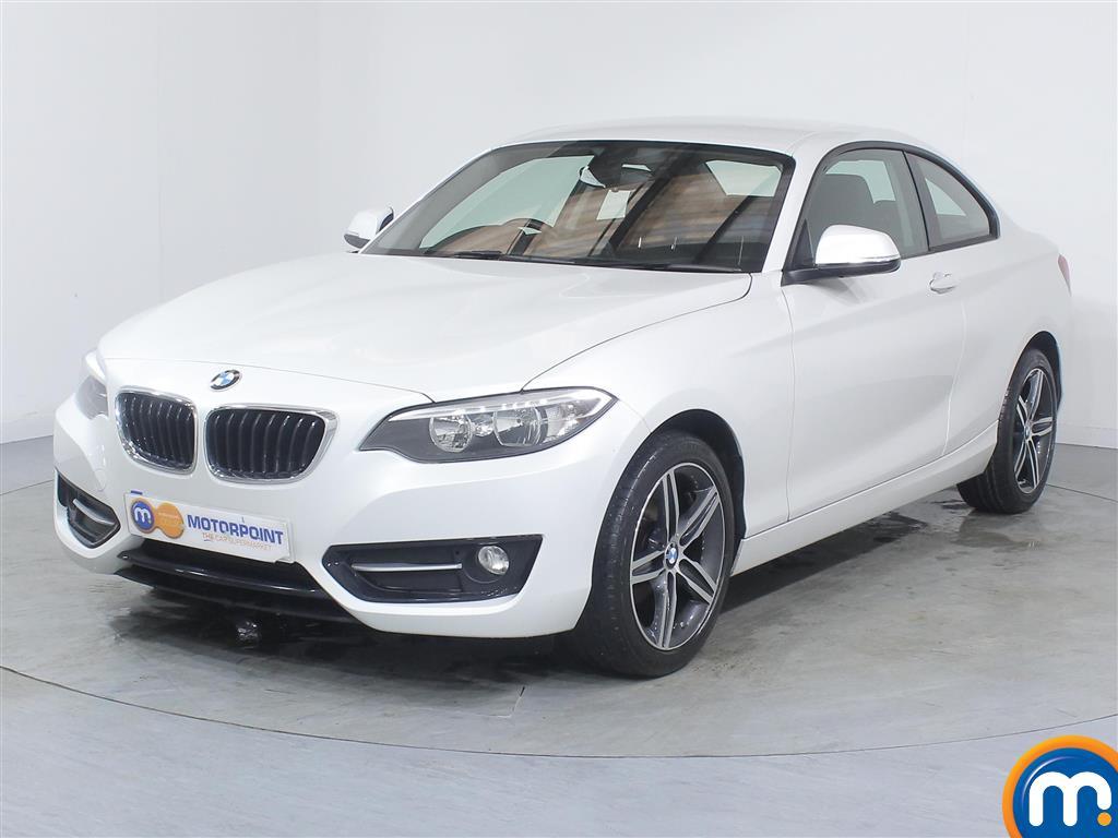 BMW 2 Series Sport - Stock Number (979235) - Passenger side front corner