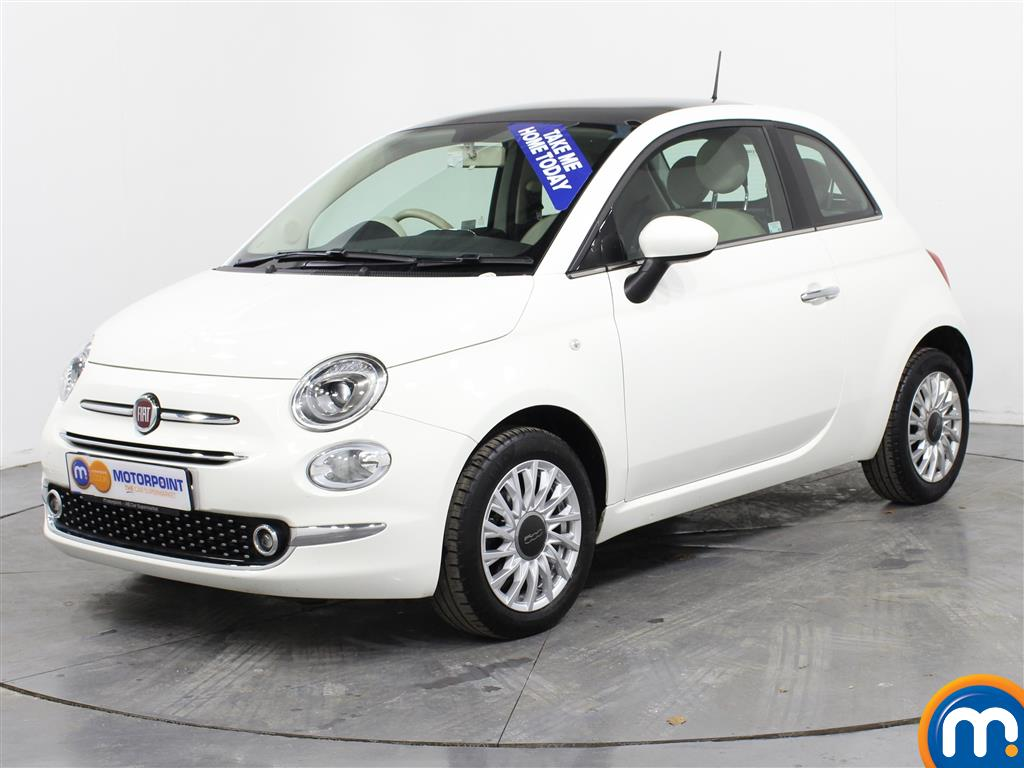 Fiat 500 Lounge - Stock Number (980867) - Passenger side front corner