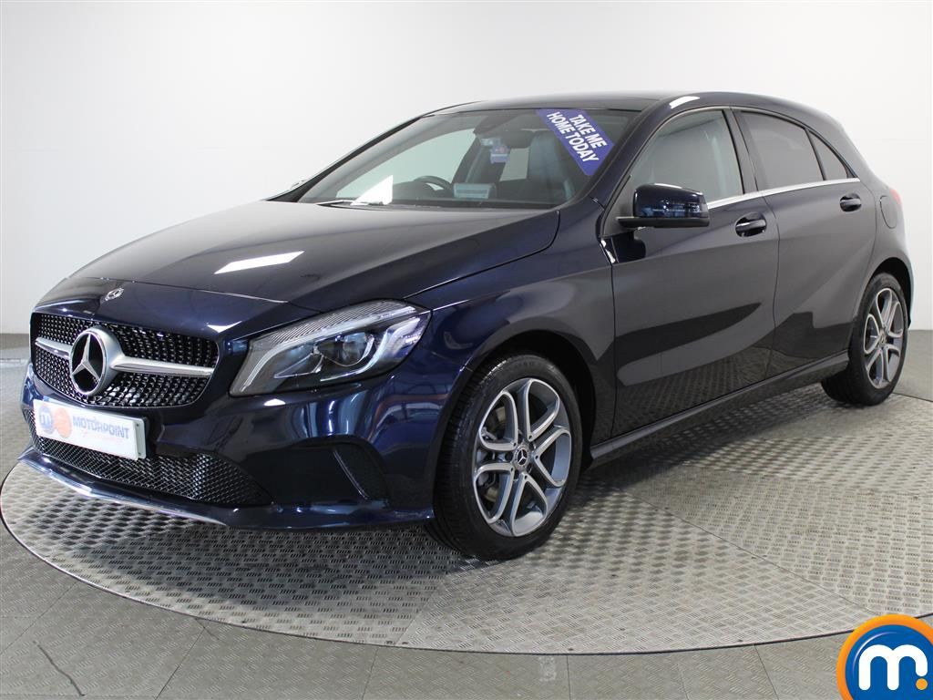 Mercedes-Benz A Class Sport Edition - Stock Number (977709) - Passenger side front corner