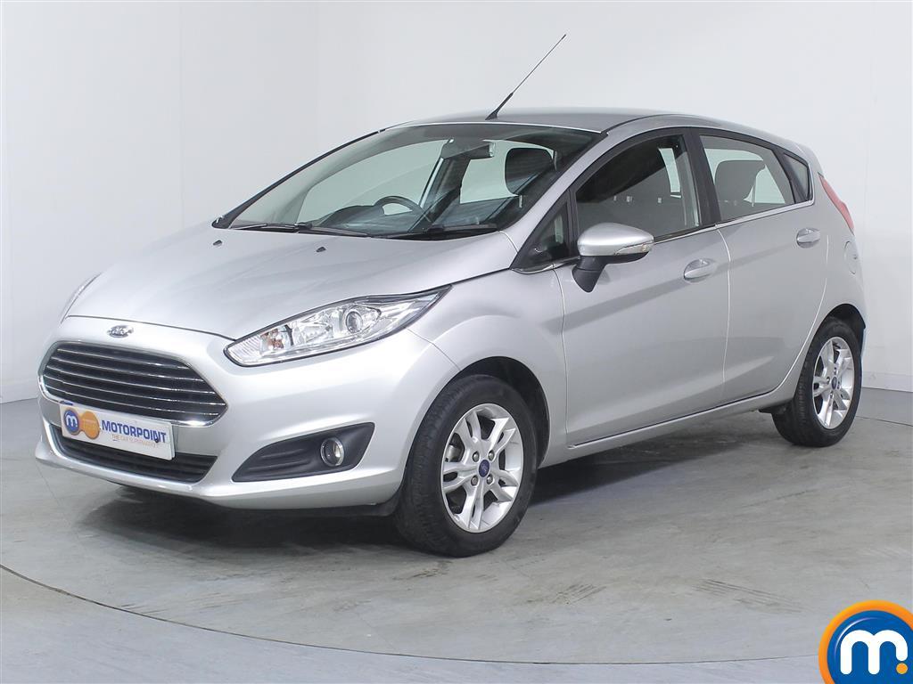 Ford Fiesta Zetec - Stock Number (981519) - Passenger side front corner