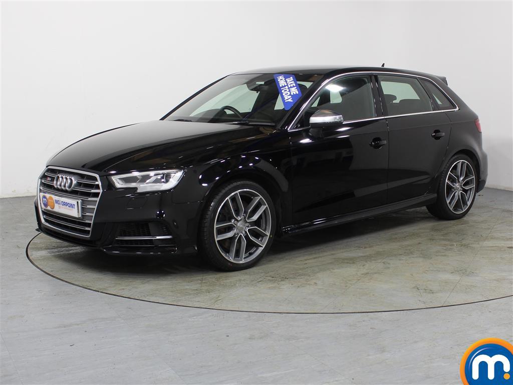 Audi A3 S3 - Stock Number (976237) - Passenger side front corner