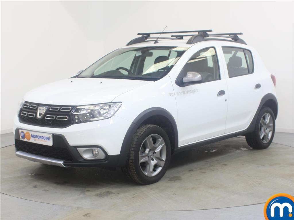Dacia Sandero Stepway Ambiance - Stock Number (983995) - Passenger side front corner