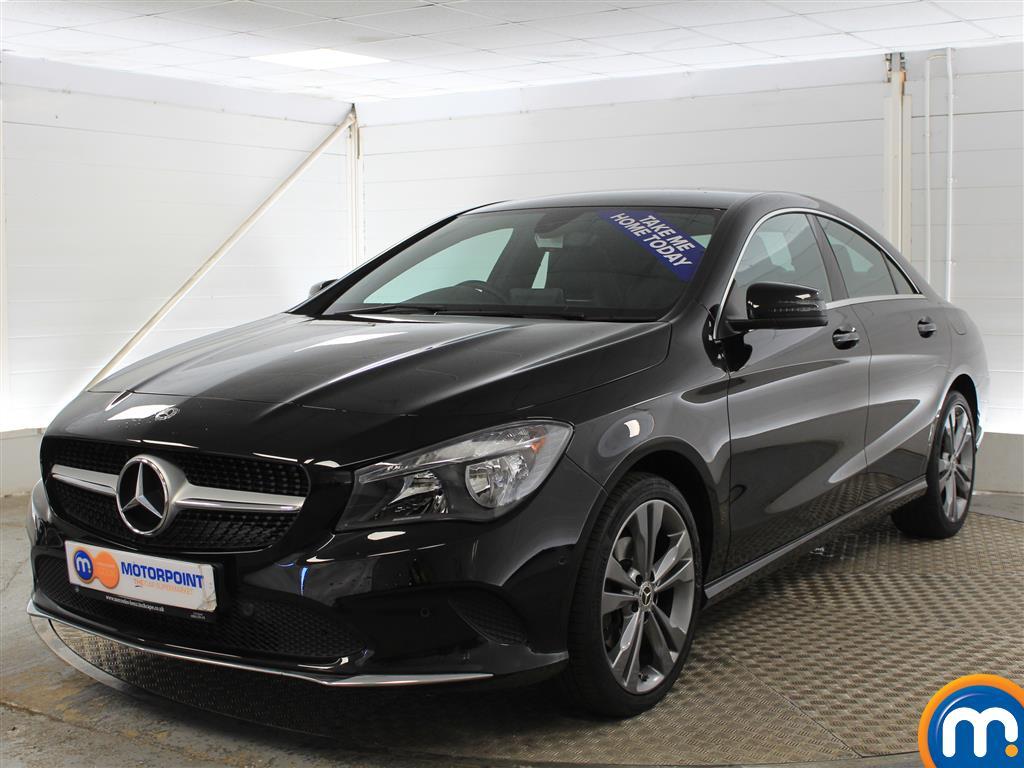 Mercedes-Benz Cla Class Sport - Stock Number (987251) - Passenger side front corner