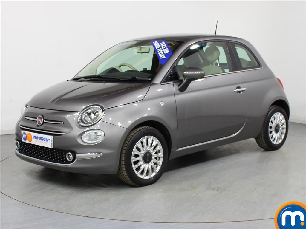 Fiat 500 Lounge - Stock Number (983396) - Passenger side front corner