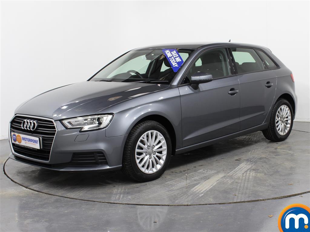 Audi A3 SE Technik - Stock Number (983661) - Passenger side front corner