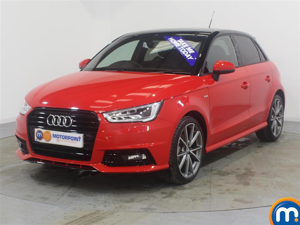 Audi A1 Black Edition Nav - Stock Number (981115) - Passenger side front corner