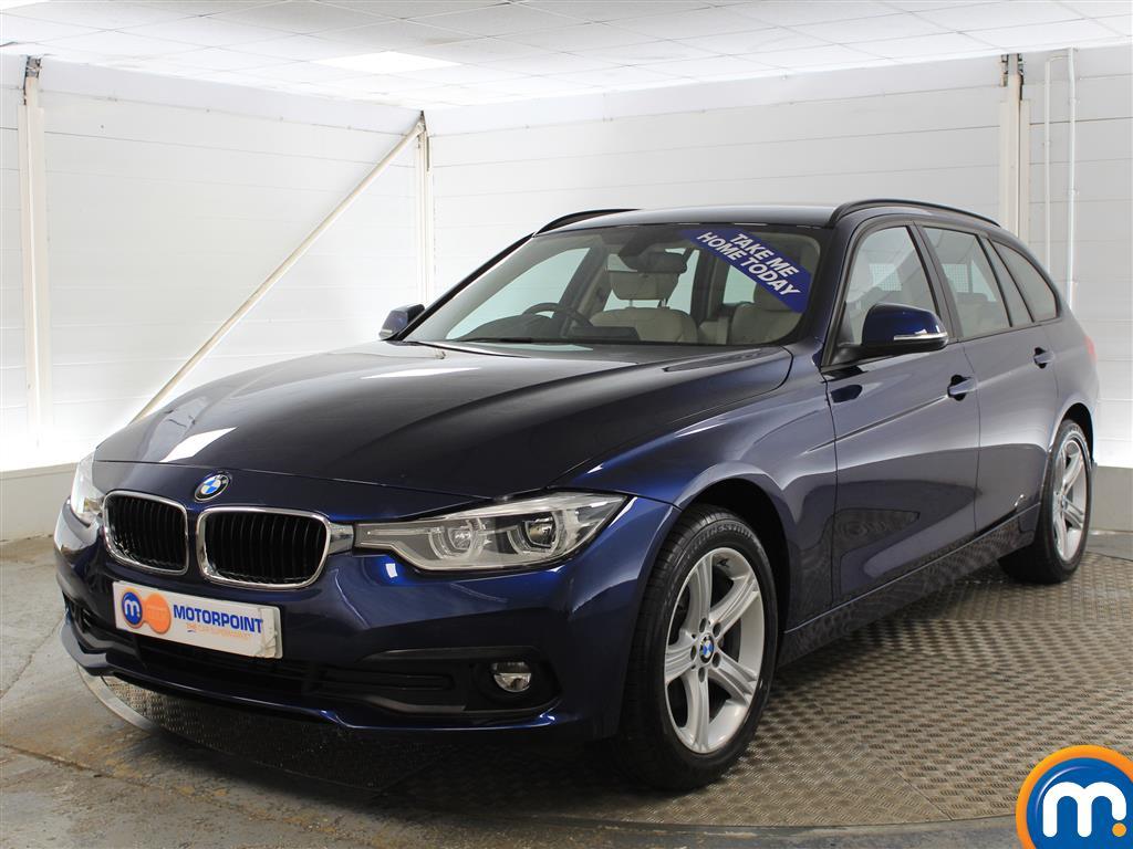 BMW 3 Series SE - Stock Number (987764) - Passenger side front corner