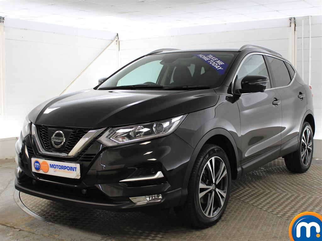 used or nearly new nissan qashqai nissan 1 2 dig t n. Black Bedroom Furniture Sets. Home Design Ideas