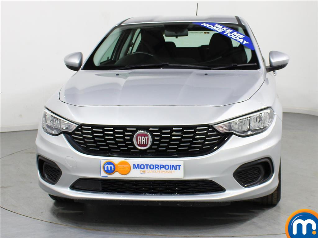 Fiat Tipo Easy Manual Petrol Hatchback - Stock Number (980057) - Front bumper