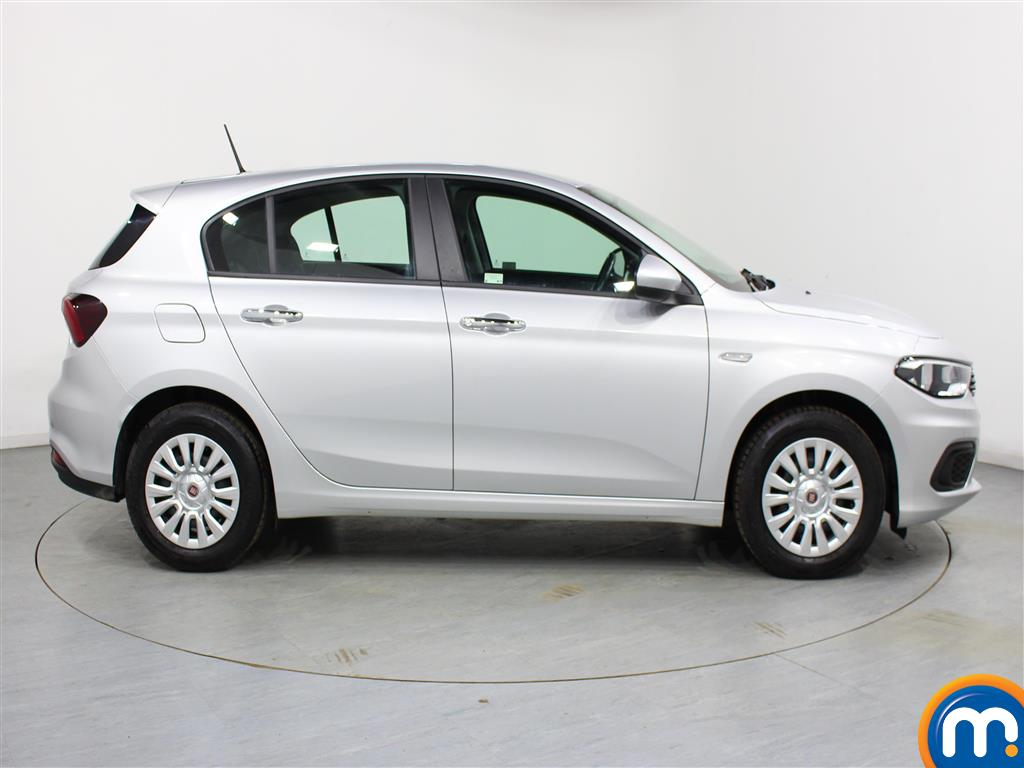 Fiat Tipo Easy Manual Petrol Hatchback - Stock Number (980057) - Drivers side