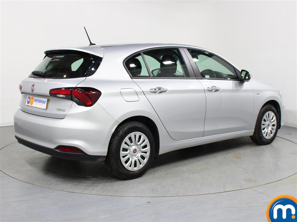 Fiat Tipo Easy Manual Petrol Hatchback - Stock Number (980057) - Drivers side rear corner
