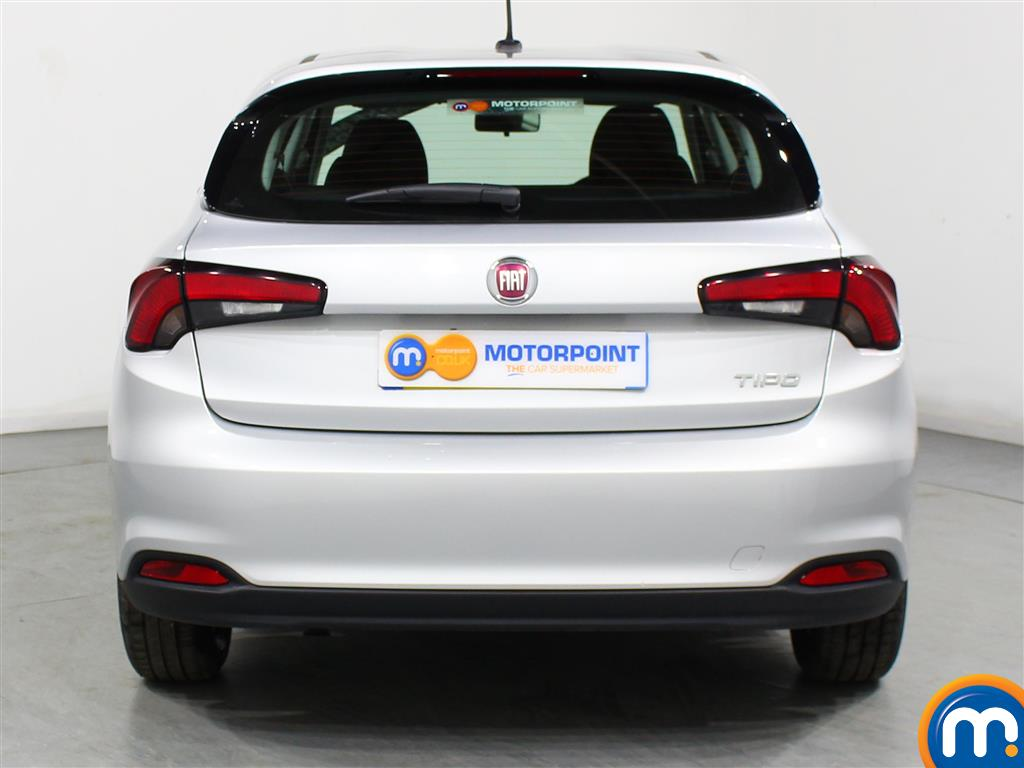 Fiat Tipo Easy Manual Petrol Hatchback - Stock Number (980057) - Rear bumper