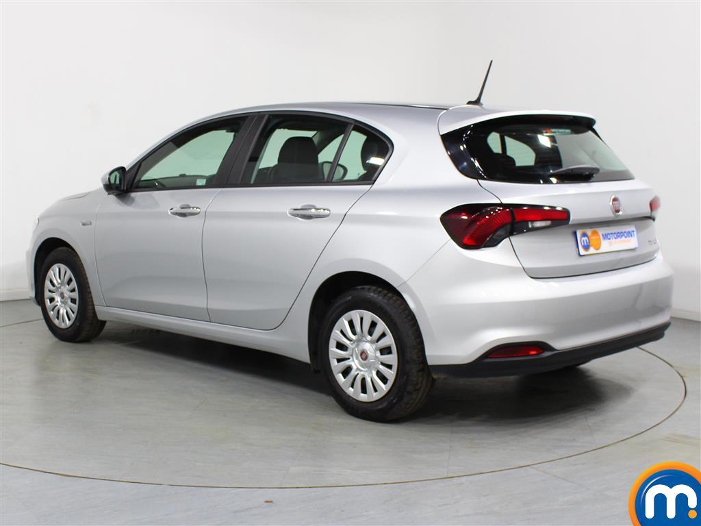 Fiat Tipo Easy Manual Petrol Hatchback - Stock Number (980057) - Passenger side rear corner