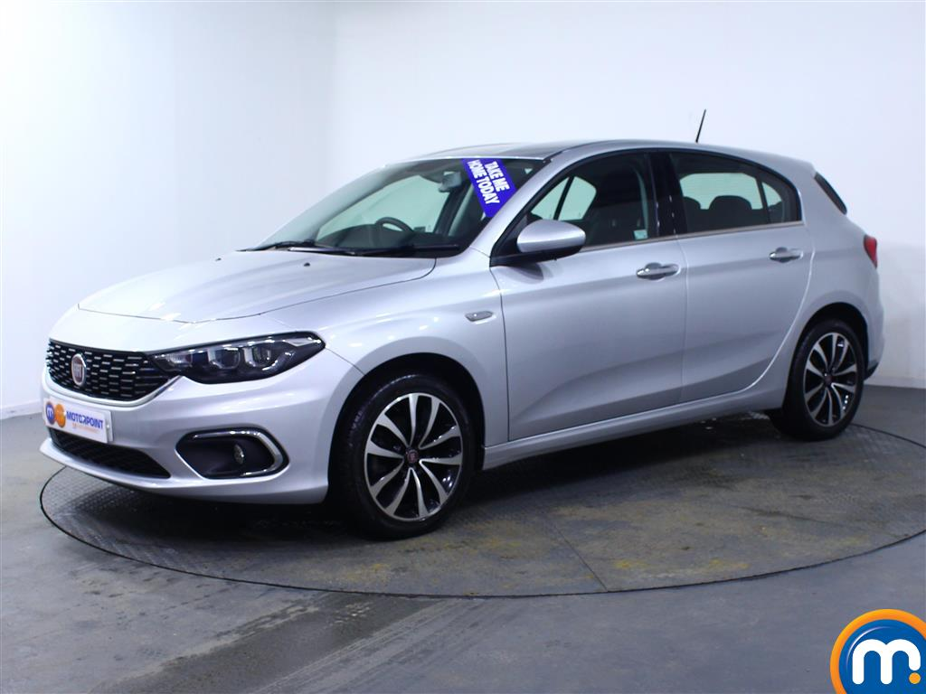 Fiat Tipo Lounge - Stock Number (980079) - Passenger side front corner