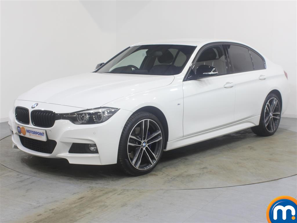 BMW 3 Series M Sport Shadow Edition - Stock Number (985478) - Passenger side front corner