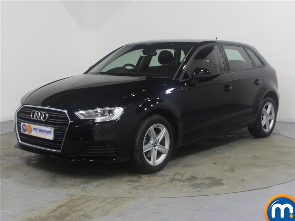 Audi A3 SE - Stock Number (978875) - Passenger side front corner