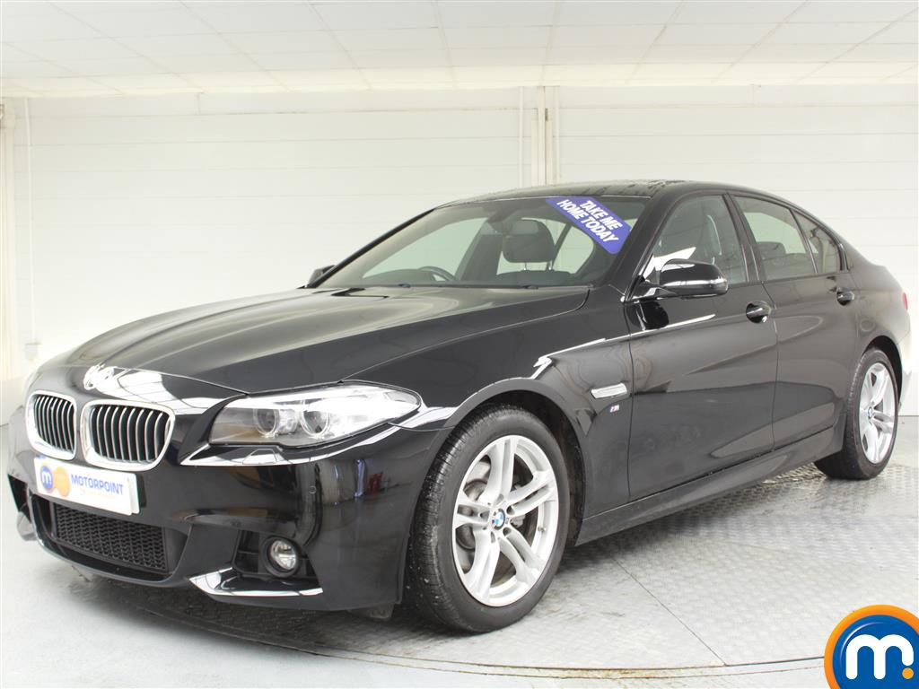 BMW 5 Series M Sport - Stock Number (980392) - Passenger side front corner