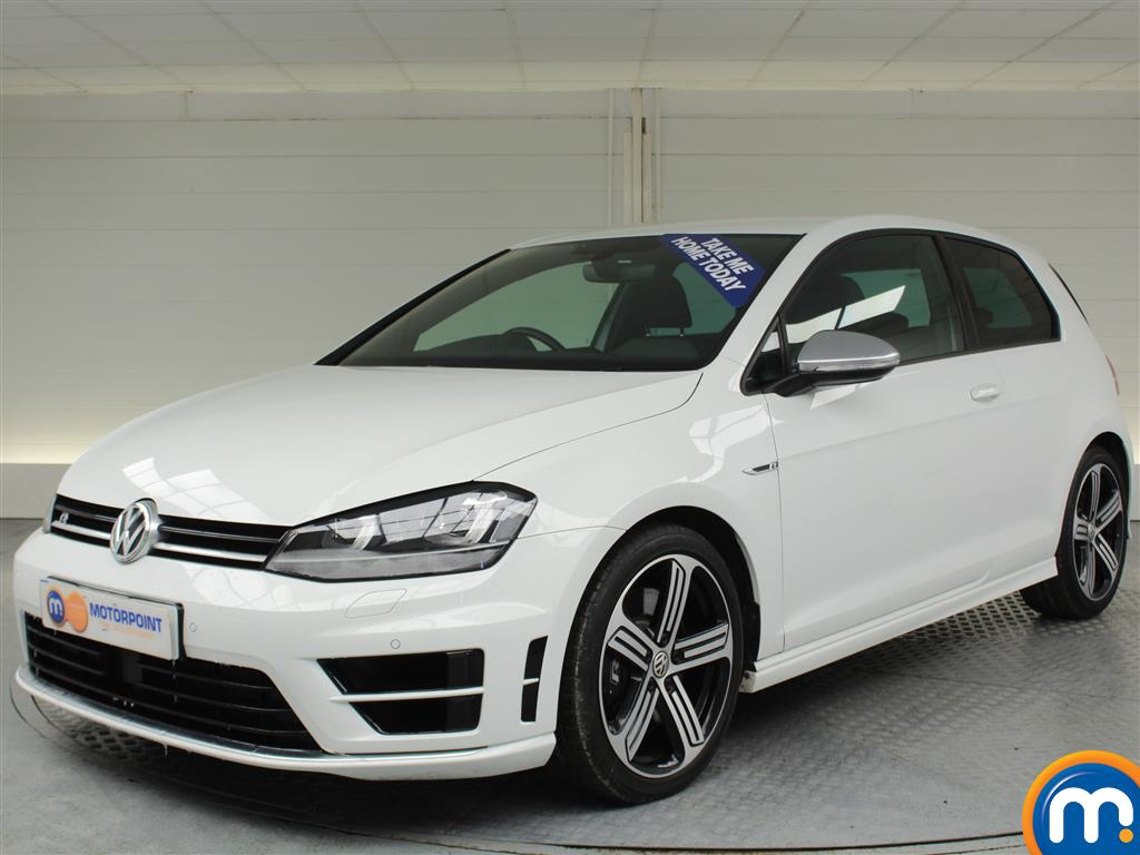Volkswagen Golf R - Stock Number (983280) - Passenger side front corner